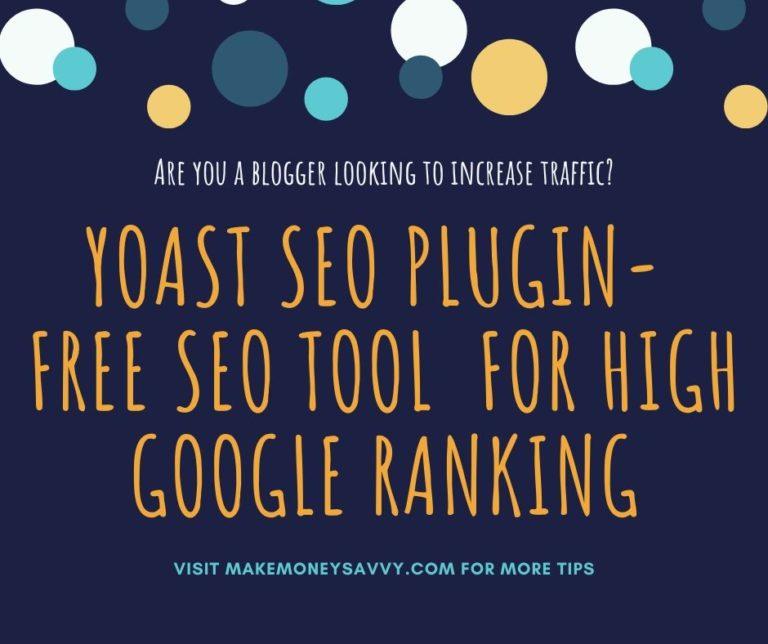 How to write a blog article for seo fast ( wordpress yoast seo tutorial for newbie)