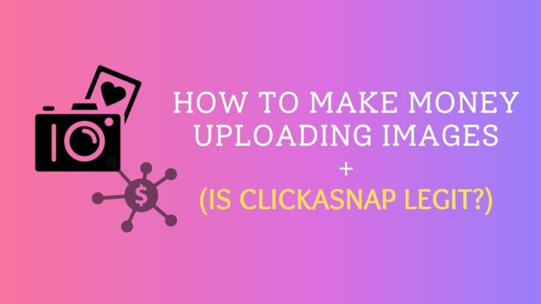 Latest Clickasnap review- Is Clickasnap legit or scam?